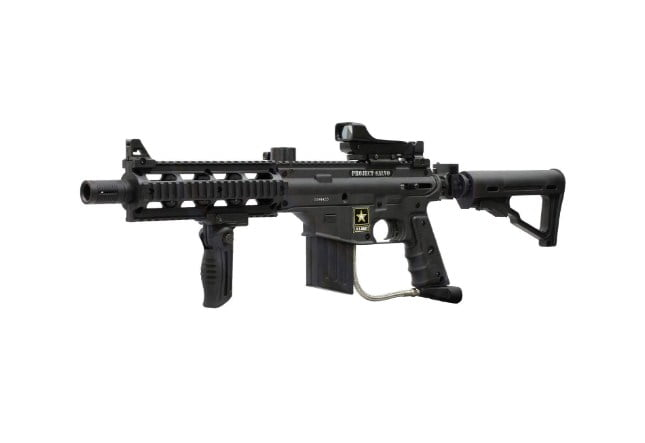Tippmann US Army Project Salvo Sniper