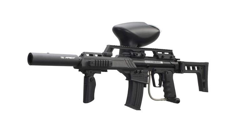 empire bt-4 slice g36 paintball gun review