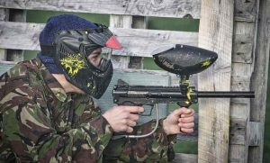 what to wear when going paintballing
