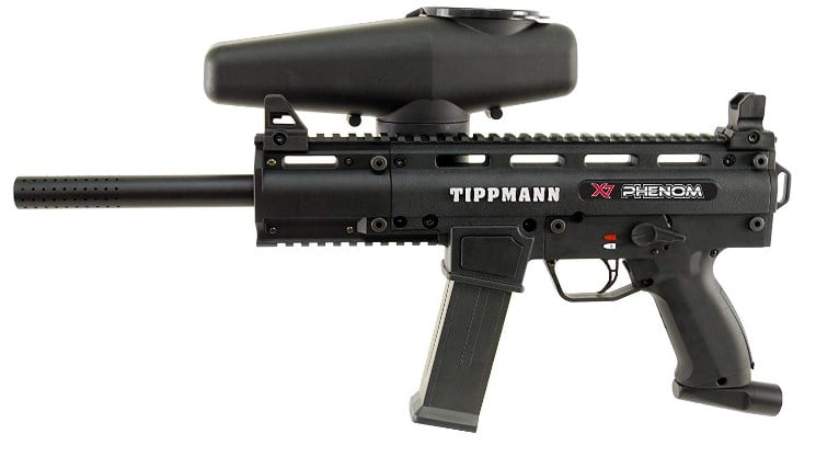 Tippmann X7 Phenom review