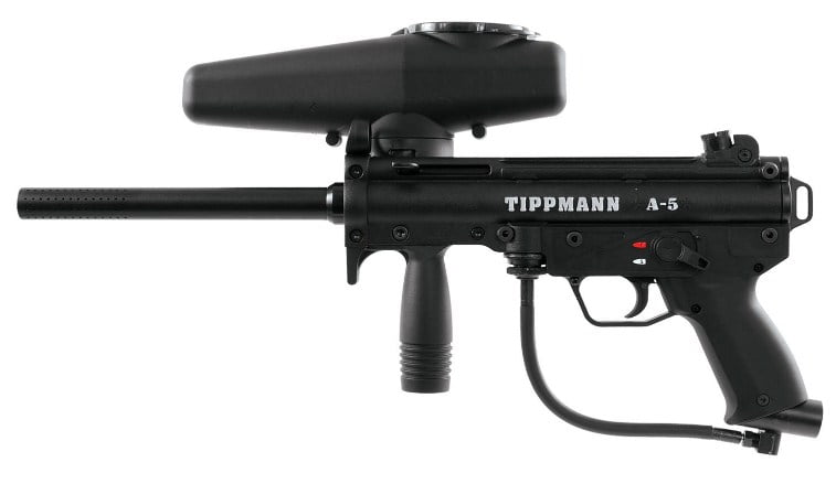 tippmann a-5 review
