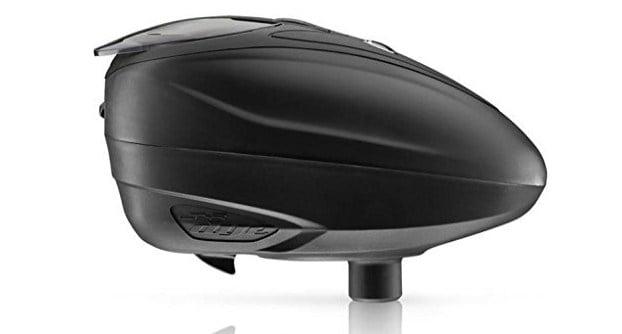 DYE LT – R Electronic paintball hopper