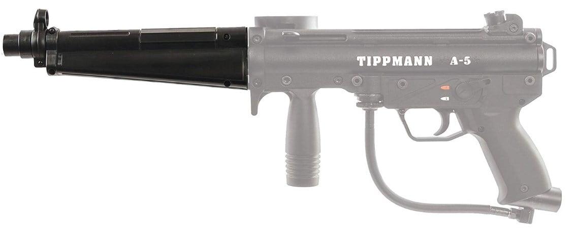 tippmann a5 flatline barrel review